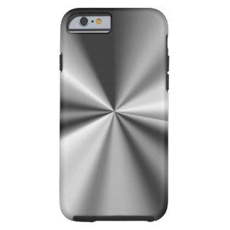 Mirada metálica del negocio de los hombres funda de iPhone 6 tough