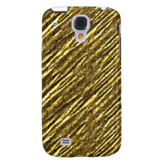 Mirada metálica iPhone3G de la hoja del oro