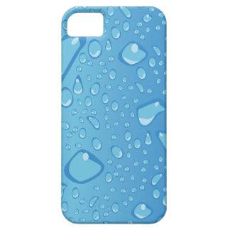 Mirada mojada, caja azul iPhone5 iPhone 5 Funda