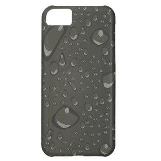 Mirada mojada, caja negra iPhone5 Funda Para iPhone 5C