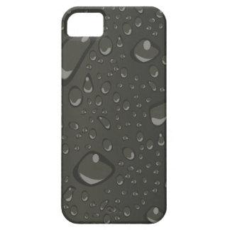 Mirada mojada, caja negra iPhone5 iPhone 5 Carcasa