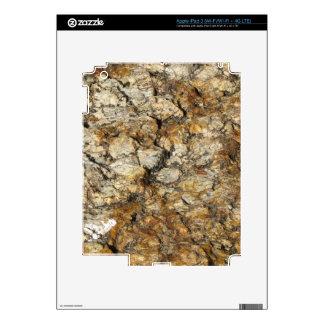 Mirada naturalmente fresca de Surfaces_Marble iPad 3 Skins