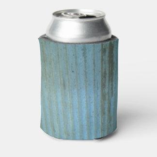 """""""Mirada neverita de bebidas de encargo de la lata"""" Enfriador De Latas"""