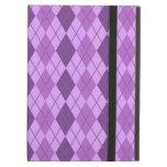 Mirada púrpura de color de malva y violeta de Argy