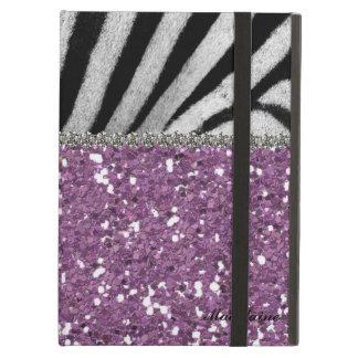 Mirada púrpura de los diamantes artificiales de la