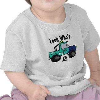 Mirada que es, 2 del camión de monstruo camiseta