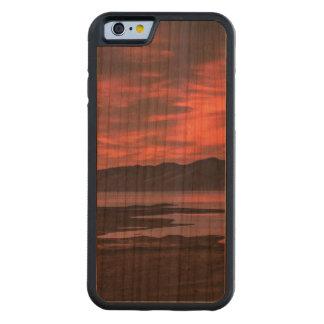 Mirador de Las Aguilas Viewpoint, Patagonia Carved Cherry iPhone 6 Bumper Case