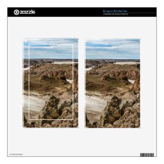 Miradores de Darwin, Santa Cruz Argentina Skins For Kindle Fire