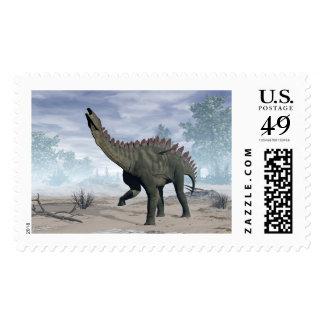 Miragaia dinosaur - 3D render Postage