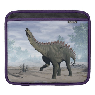 Miragaia dinosaur - 3D render Sleeve For iPads