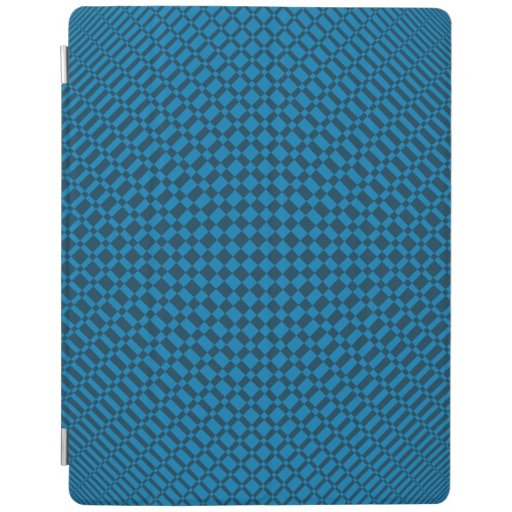 'Mirage' | Ibiza Blue on Sailor Blue | iPad Smart Cover