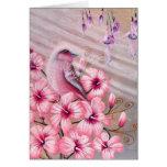 Mirage Magical Bird Postcard Greeting Card