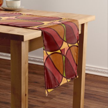 Beach Themed Mirage Short Table Runner
