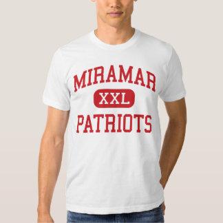 Miramar - Patriots - High School - Miramar Florida T-Shirt