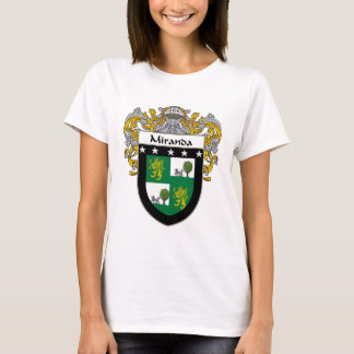 Miranda Coat of Arms T-Shirt
