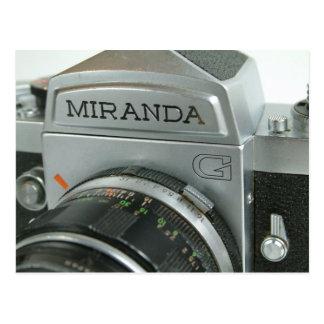 MIranda G Post Card
