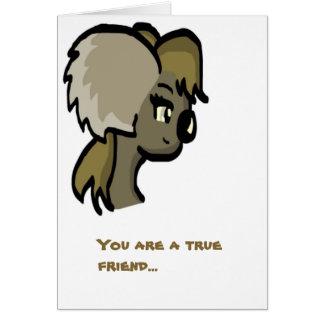 Miranda Koala Greeting Card