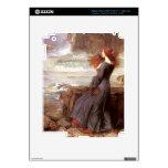 Miranda - la tempestad pegatina skin para iPad 3