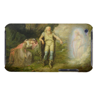 Miranda, Prospero and Ariel, from 'The Tempest' by Barely There iPod Cover