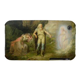 Miranda, Prospero and Ariel, from 'The Tempest' by iPhone 3 Case