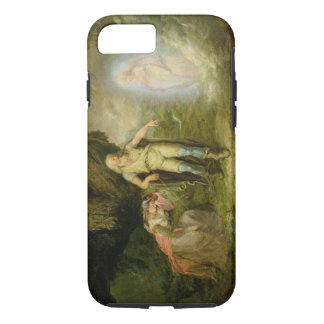 Miranda, Prospero and Ariel, from 'The Tempest' by iPhone 7 Case