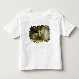 Miranda, Prospero and Ariel, from 'The Tempest' by Toddler T-shirt