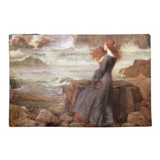 Miranda, The Tempest by Waterhouse Travel Bag Travel Accessories Bag