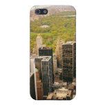 Mirando hacia fuera el Central Park desde arriba,  iPhone 5 Carcasa