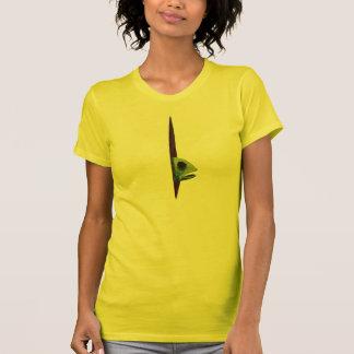 Mirar a escondidas pescados camiseta