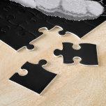Mire a escondidas un gatito del abucheo puzzles con fotos