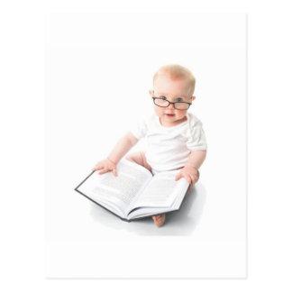 ¡Mire a la mamá! ¡Puedo leer! Postal