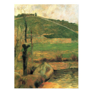 Mire a la Sainte-Margarita - Paul Gauguin Tarjetas Postales