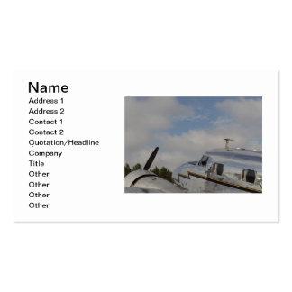 mire al cielo tarjetas de visita