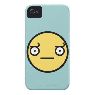 Mire de la caja intrépida de Blackberry de la iPhone 4 Coberturas