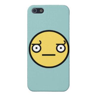 Mire de la desaprobación iPhone 5 funda
