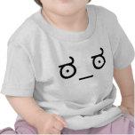 Mire de la desaprobación Meme Camiseta
