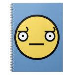 Mire del cuaderno de la desaprobación