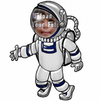 ¡Mire el mA! ¡Soy astronauta! Fotoescultura Vertical