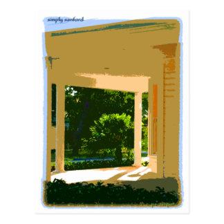 mire en el brightside tarjetas postales