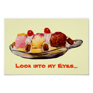 Mire en mis ojos… posters