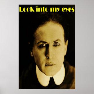 Mire en mis ojos - poster de Houdini