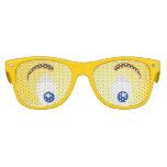 Mire mis regalos divertidos de los ojos el   gafas de fiesta