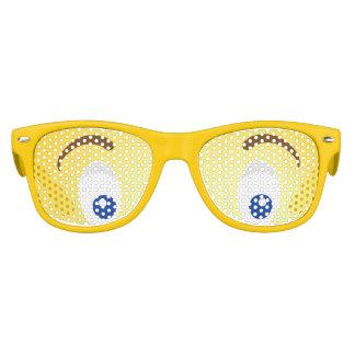 Mire mis regalos divertidos del fiesta de los ojos lentes de sol