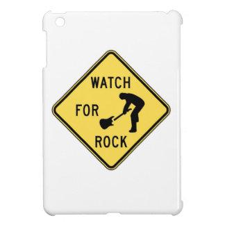 MIRE PARA el rock-and-roll/la música/el indie/el m iPad Mini Protector