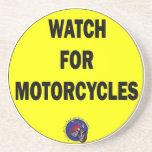 Mire para las motocicletas BLING Posavasos Para Bebidas