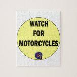 Mire para las motocicletas BLING Puzzle