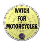 Mire para las motocicletas BLING Tablero De Dardos