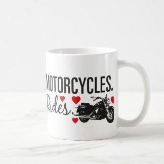 Mire por favor para las motocicletas - crucero taza clásica