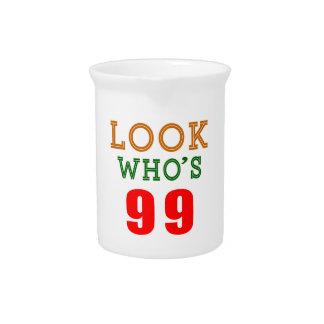 Mire quién es 99 jarras para bebida
