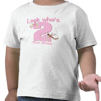 Mire quién es camiseta de la libélula del